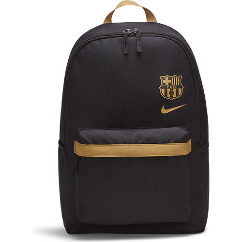 Mugursoma Nike Stadium FC Barcelona BKPK CK6519-010, melna