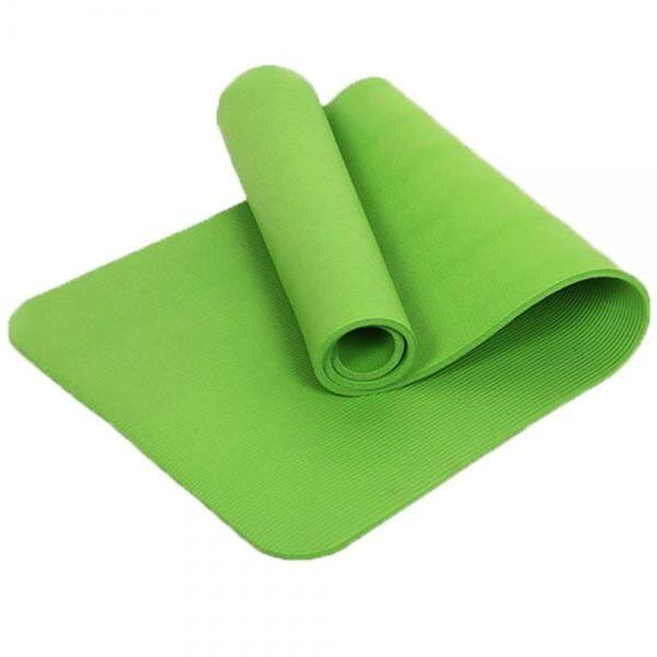 Vingrošanas paklājs (1 cm), zaļš