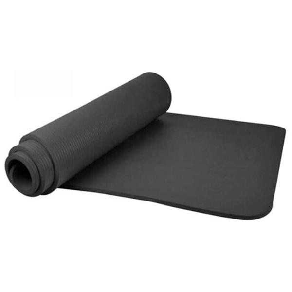 Vingrošanas paklājs (1 cm), melns