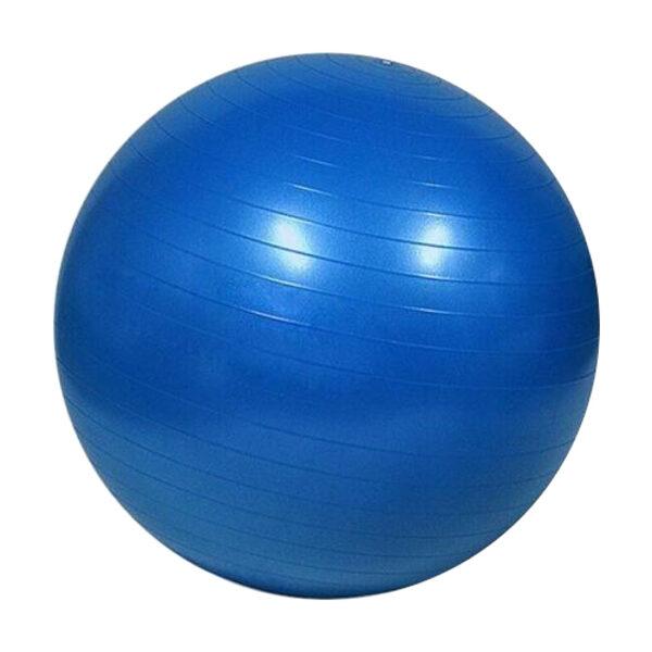 Vingrošanas bumba 75 cm, zila